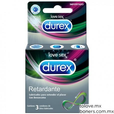 Sex Shop en Línea | Precio de Condón Dúrex Retardante | Compra Segura | Envíos a CDMX y toda la República Mexicana