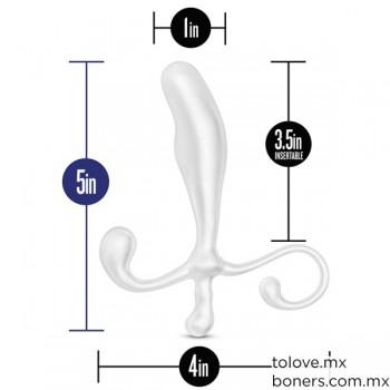 Estimulador de Próstata | Sexshop Gay en Línea | Envíos CDMX y todo México