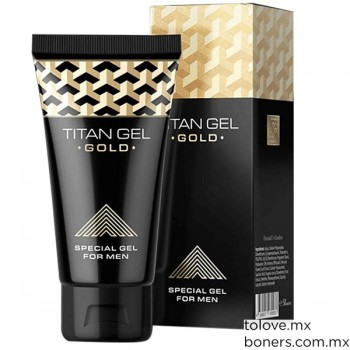 Donde comprar Titan Gel Gold Original | Importado de Rusia | Compra Segura | Envío Discreto a toda la República Mexicana