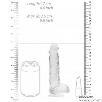 Sexshop en línea | Compra dildo transparente | Compra Segura | Envío Coahuila y toda la República Mexicana